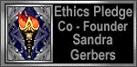 Ethics Pledge Co-Founder Badge